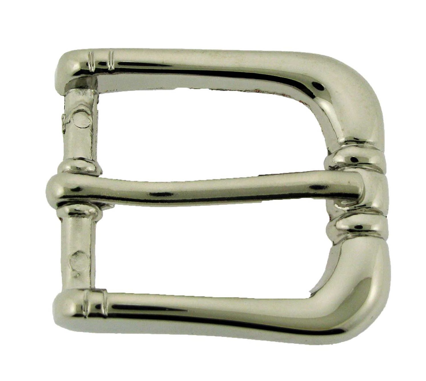 Jogging I Run Chrome Finished Belt Buckle
