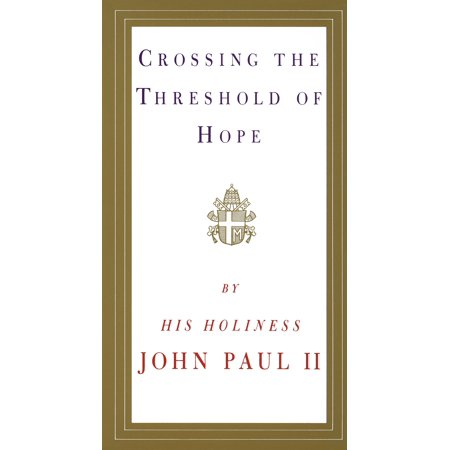 Crossing the Threshold of Hope (Crossing The Frontier By Ad Hope Summary)