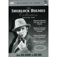The Sherlock Holmes Collection: Volume 1 (DVD)