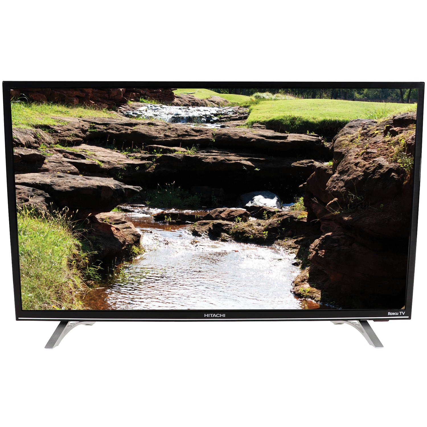 "Hitachi 32R20 32"" 720p LCD HDTV with Roku®"