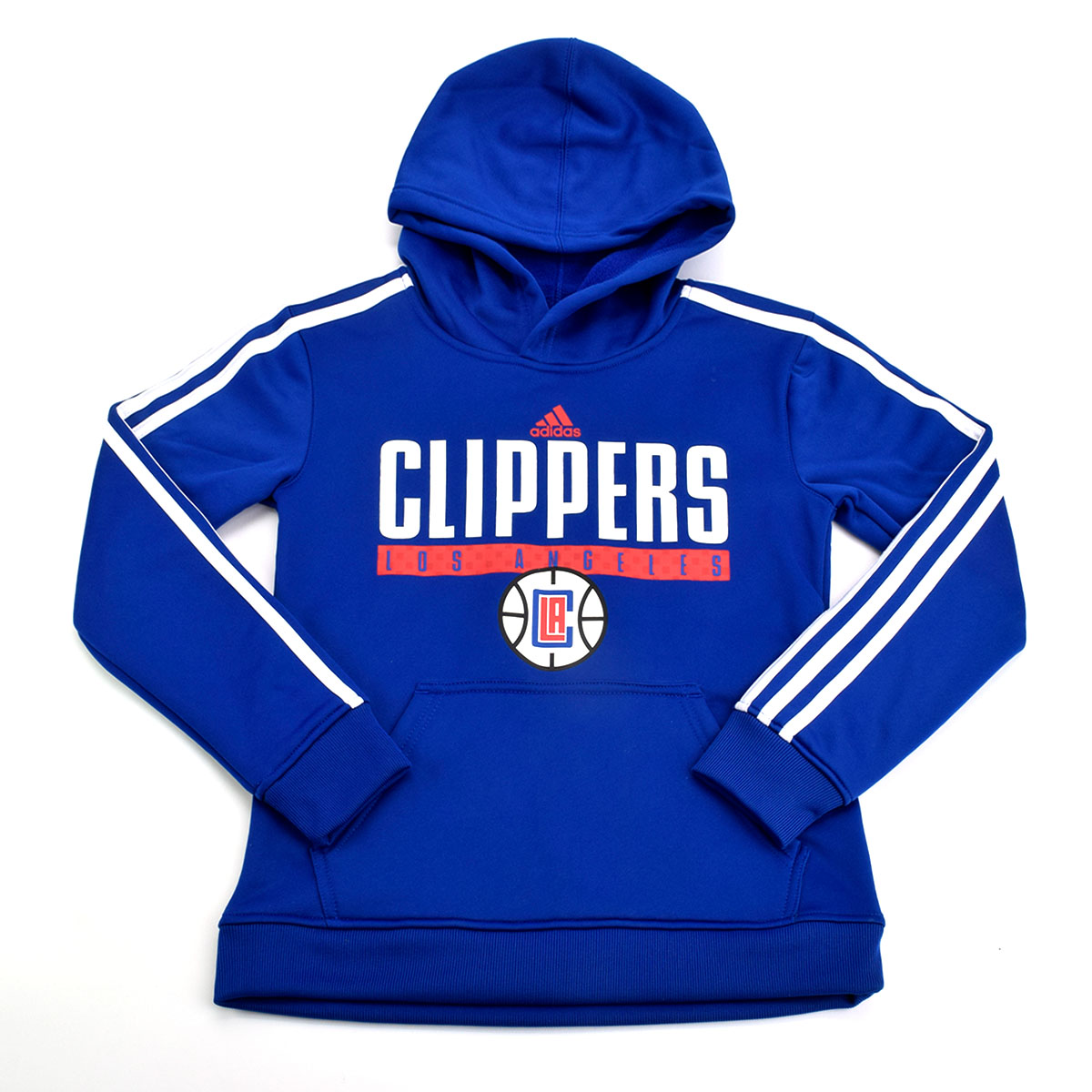 Los Angeles Clippers Youth Tip Off Playbook Hoodie (Blue)