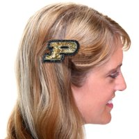 Purdue Boilermakers Sequins & Beads Hair Clip - No Size