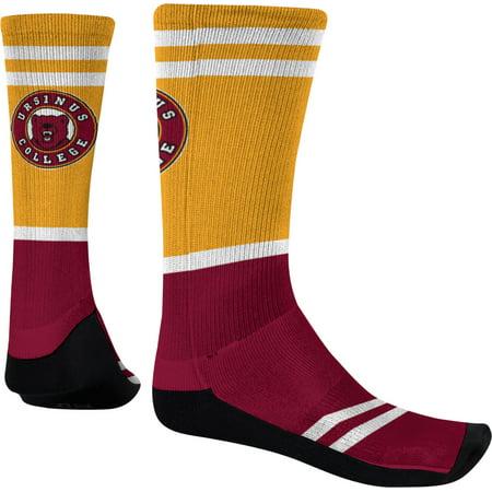 Spectrum Sublimation Men's Ursinus College Classic Sublimated Socks (Apparel)