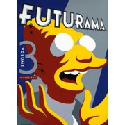 Futurama, Volume 3 (Full Frame) by NEWS CORPORATION