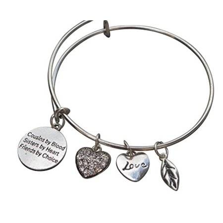 Cousin Gift- Cousin Bracelet - Cousin Jewelry -