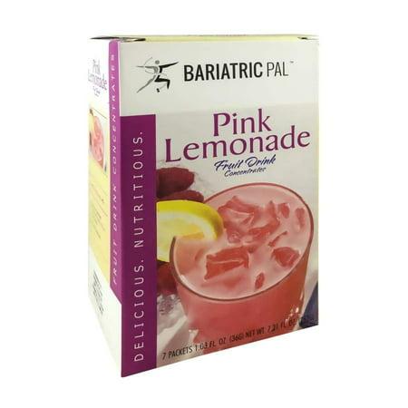 Diet Pink Lemonade Liquid Protein Concentrate Drink (7/Box) - Nutriwise