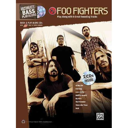 Book Foo Fighters - Ultimate Bass Play-Along Foo Fighters