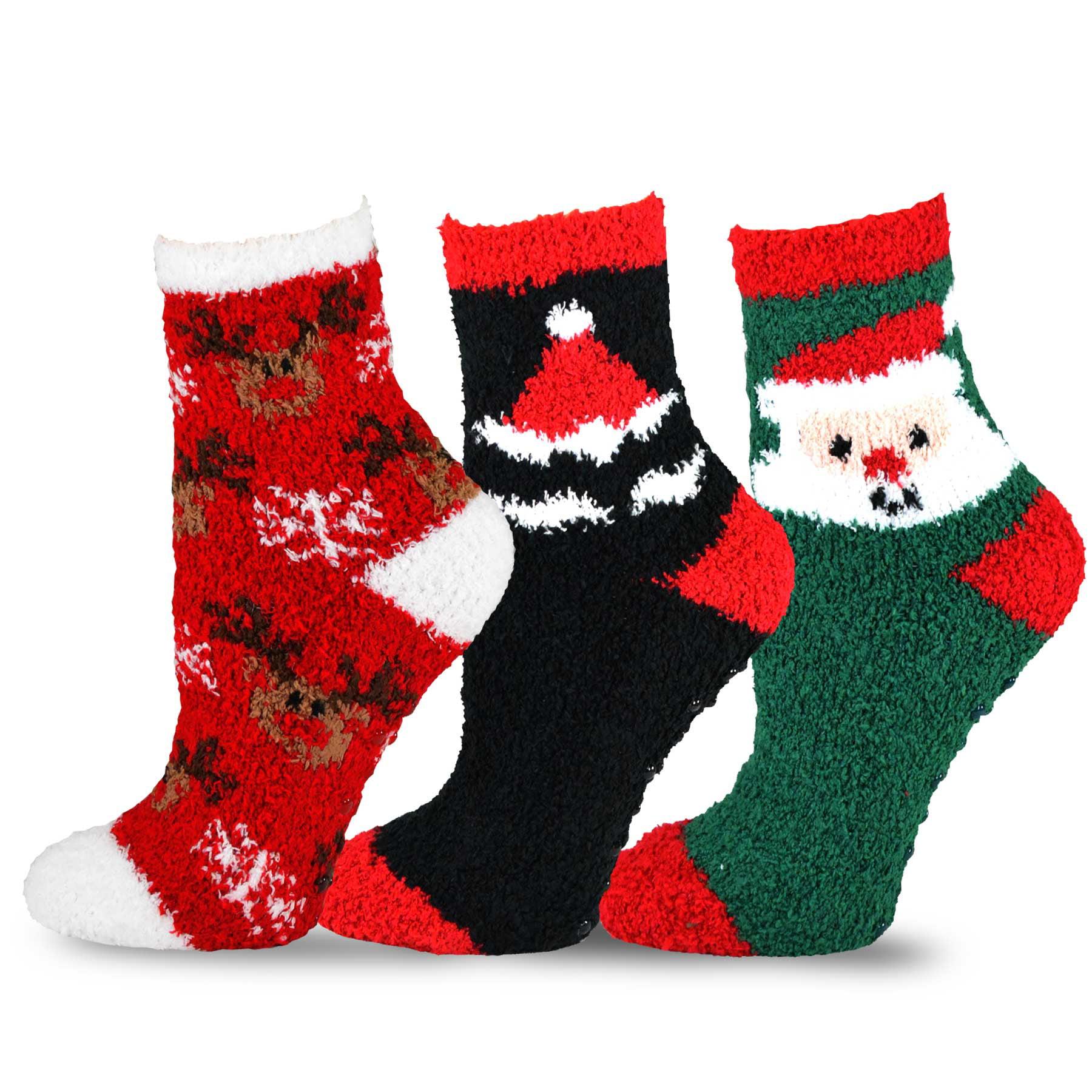 New Babies Unisex Cute Christmas Socks Newborn Socks Kids Children  Xmas Novelty