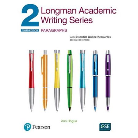 Longman Academic Writing Series 2 : Paragraphs, with Essential Online Resources