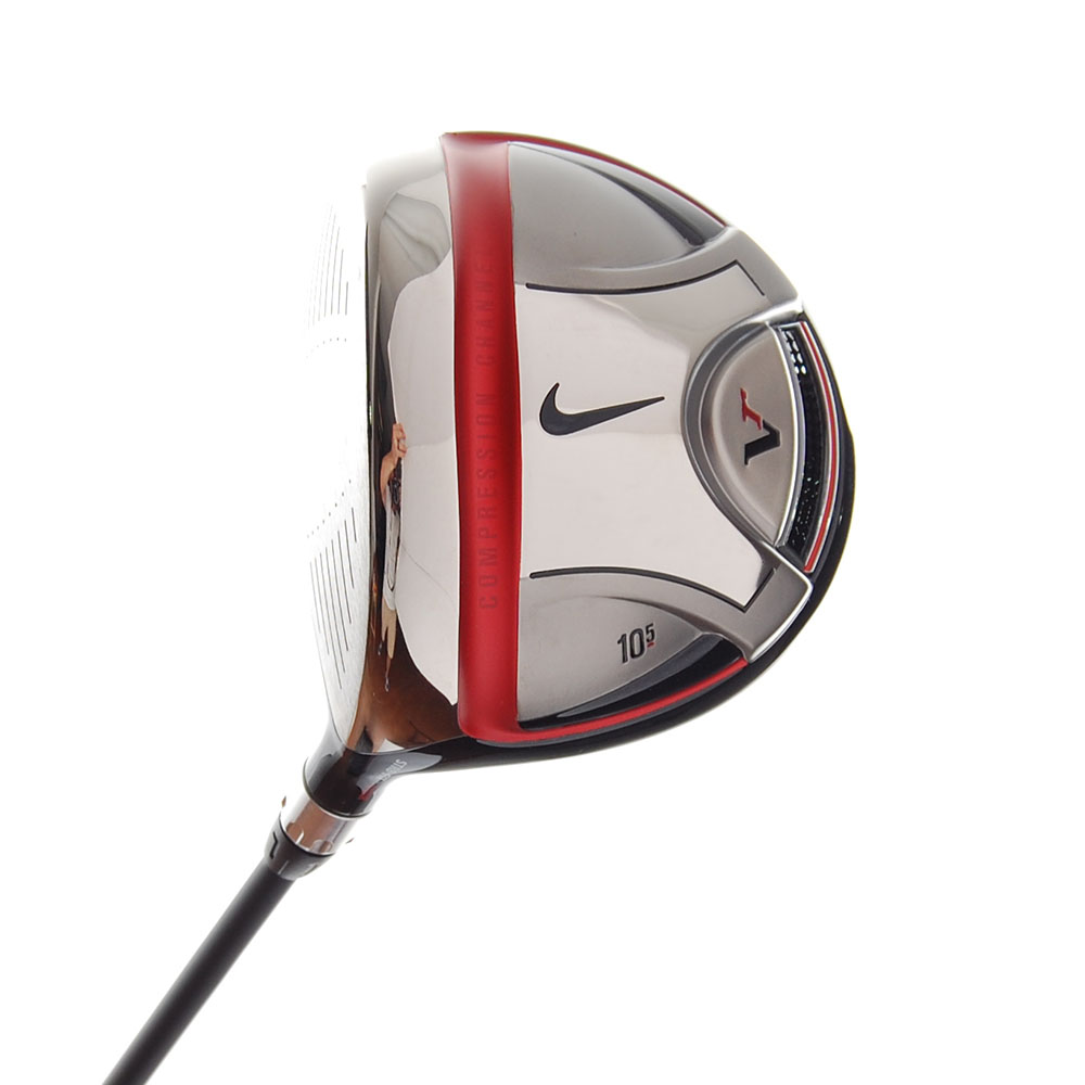 New Nike Victory Red STR8-Fit Tour Driver 10.5* Boost R-F...