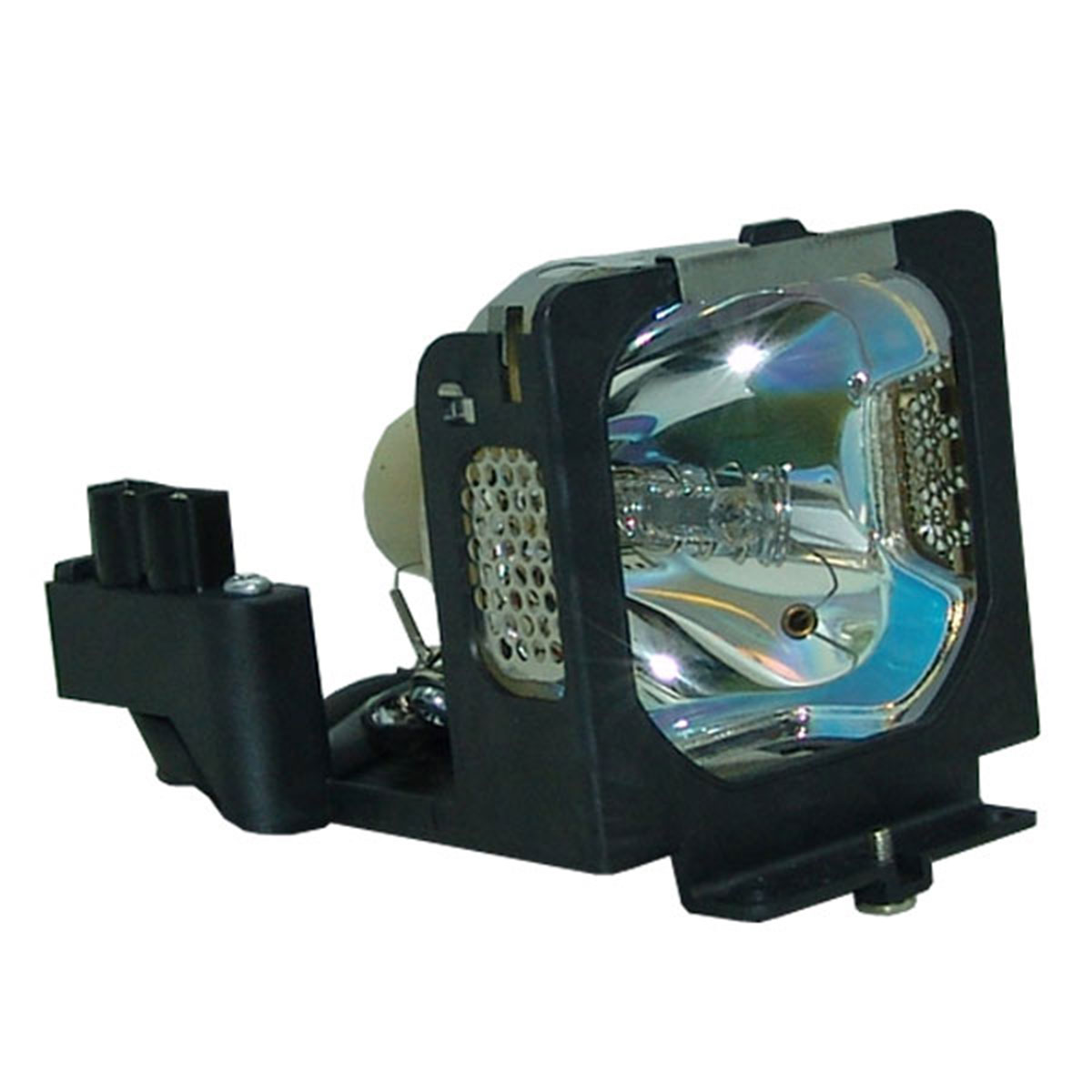 Original Philips Projector Lamp Replacement with Housing for Canon LV-7225 - image 3 of 5