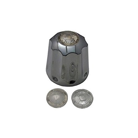LARSEN SUPPLY CO. INC. HC-229MB Gerber Clear Shower Handle