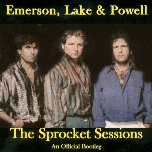 Emerson Lake & Powell Sprocket Sessions [CD] by