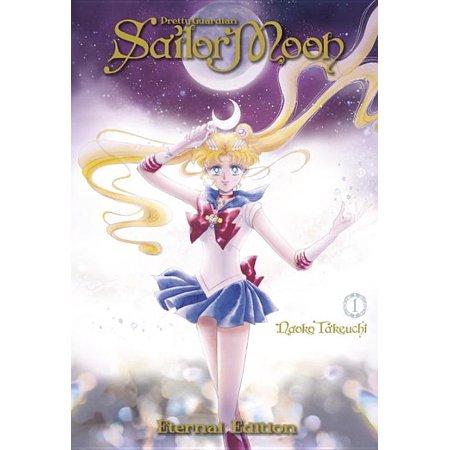 Sailor Moon Eternal Edition: Sailor Moon Eternal Edition 1 (Series #1) (Paperback)