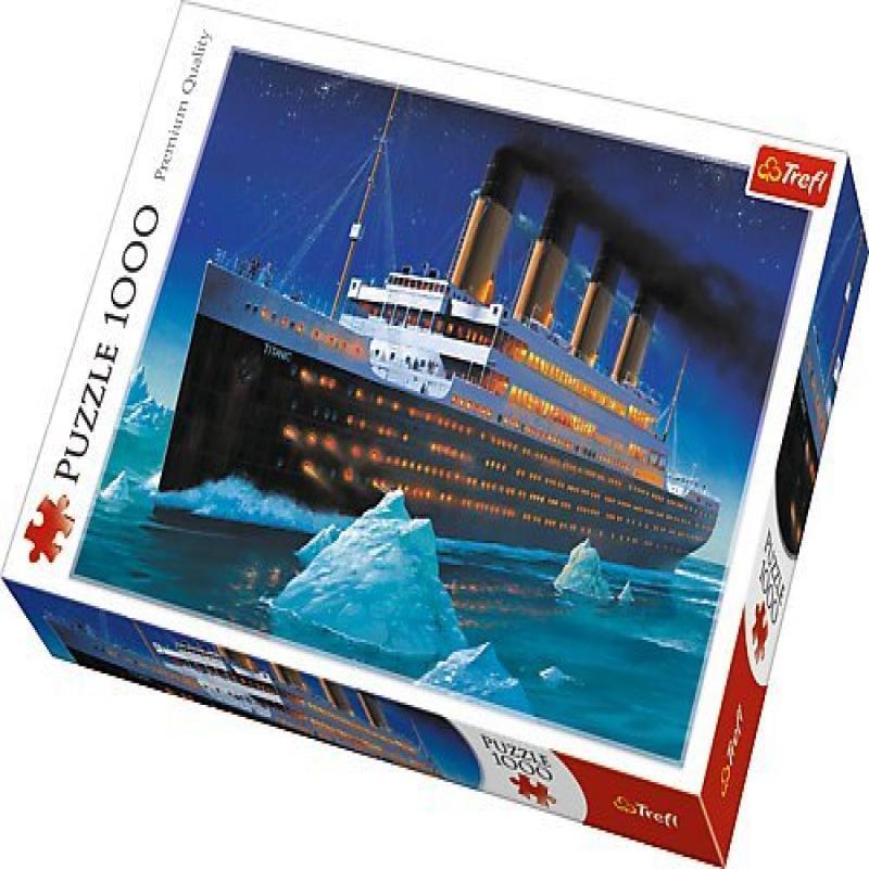 Trefl Titanic Jigsaw Puzzle (1000-Piece)