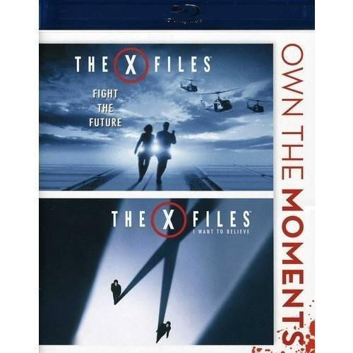 X-Files Fight Future   X-Files I Want to Believe (Blu-ray) by