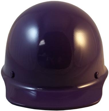 MSA Skullgard Cap Style Hard Hat With Ratchet Suspension Custom Black Color