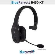 BlueParrott B450-XT Noise Canceling Mircophone Headset w/ 24 Hours of Talk Time