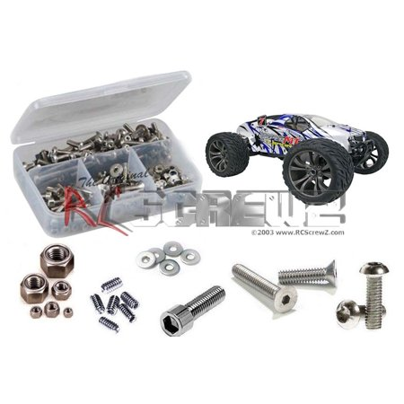 RC Screwz Stainless Steel Screw Kit for OFNA Hyper MTe 1/8 #ofn076