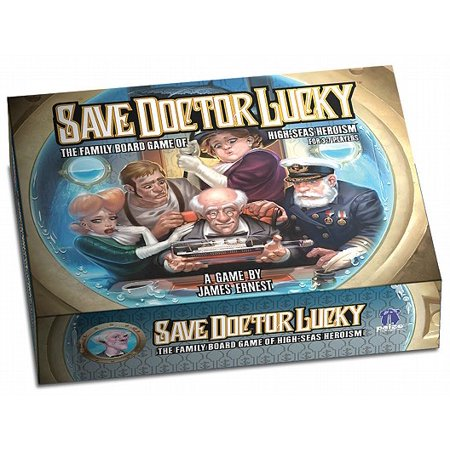 Save Doctor Lucky (Ernest Saves Halloween)