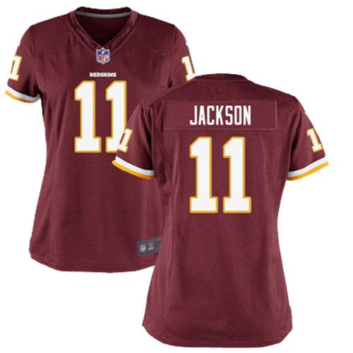 DeSean Jackson Washington Redskins Nike Women's Game Jersey - Burgundy