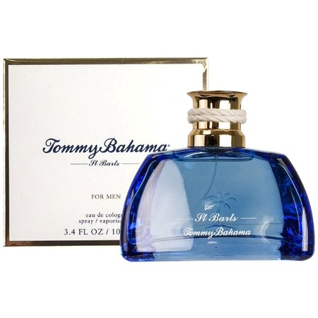 Tommy Bahama St Barts Eau De Cologne Spray for Men 3.40 oz (Tommy Bahama Polo)