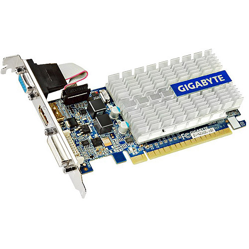 GigaByte GeForce GT 210 1GB DDR3 Graphics Card