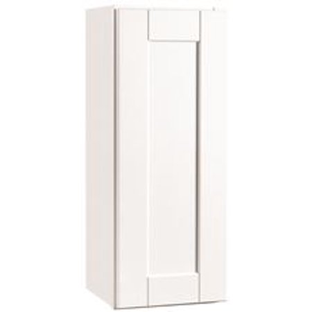 Rsi Home Products Andover Shaker Wall Cabinet White 12x30 In