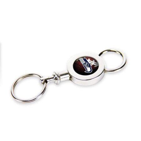 Seattle Quick Release Valet Key Chain, Officially licensed merchandise By Rico Industries
