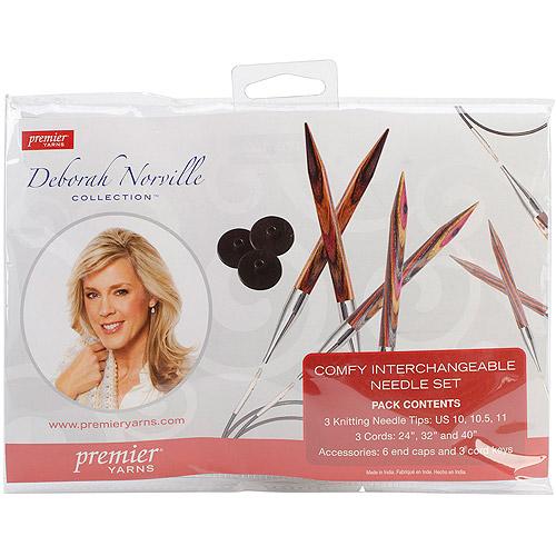 Premier Yarns Deborah Norville Interchangeable Set