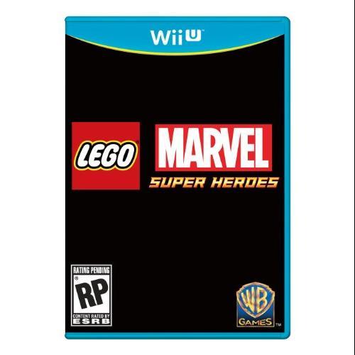 Wb Lego Marvel Super Heroes - Strategy Game - Wii U (1000381352)