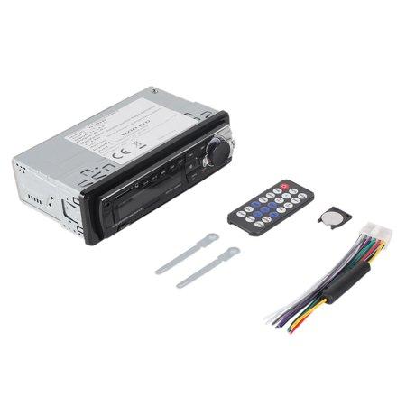 HC-TOP JSD-520 Car Radio Music Player Phone MP3 Remote Control 12V Car - image 1 of 6