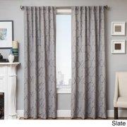 Softline  Camay Jacquard Linen Curtain Panel