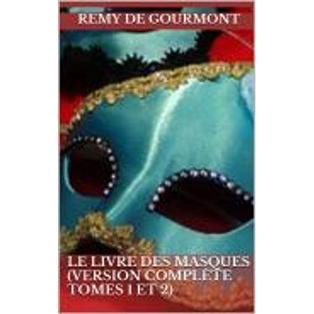 Le Livre des masques (Version complète tomes 1 et 2) - eBook](Masque Halloween Le Film)