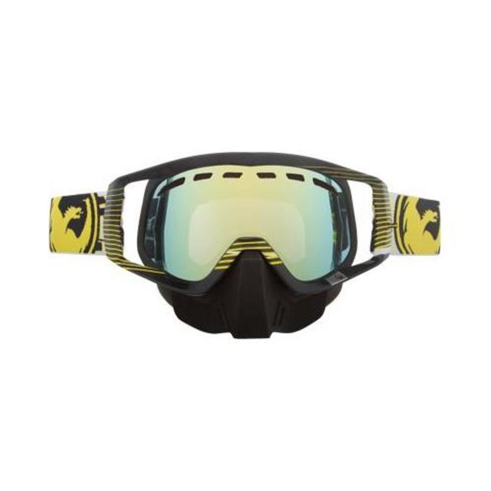 Dragon Alliance Vendetta Ionized Snow Goggles Nerve Yellow   Gold Lens (Yellow) by Dragon Alliance
