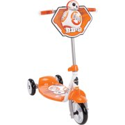 Huffy Boys' STAR WARS Episode VII BB-8 3-Wheel Preschool Scooter
