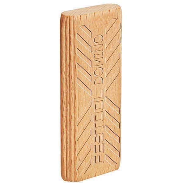 Festool 494941 Domino Tenon, Beech Wood, 8 X 22 X 50Mm, 100-Pack