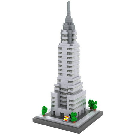 - Chrysler Building Diamond Block Set
