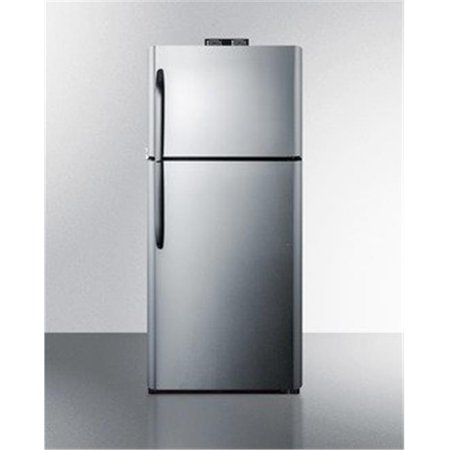 Crosley BKRF21SS 21 cu. ft. Break Room Refrigerator with Alarm & Thermometers In Stainless Steel ()