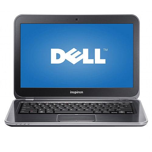 "Dell Black 13.3"" Inspiron 13z I13Z-8864SLV Laptop PC with Intel Core i3-3217U Processor and Windows 8"