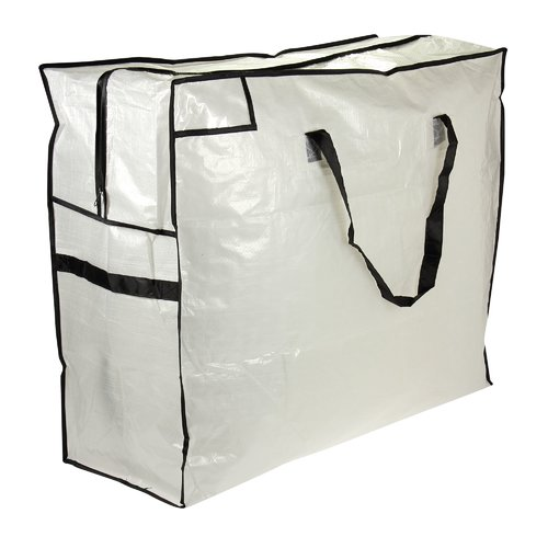 Household Essentials Mighty Stor Translucent Large Tote