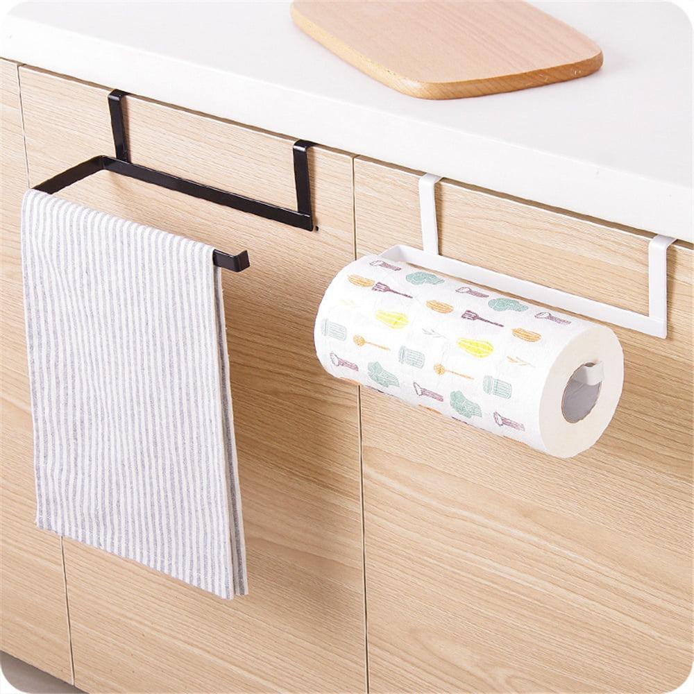 Cabinet Door Dish Towel Bar Holders
