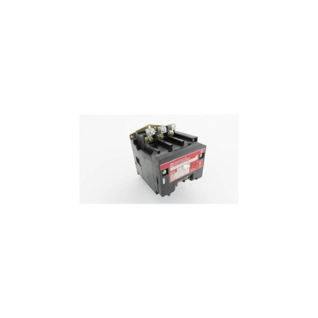 Square D 8903Sp02 600V 60A 120Vac Coil 3P Series A Lighting