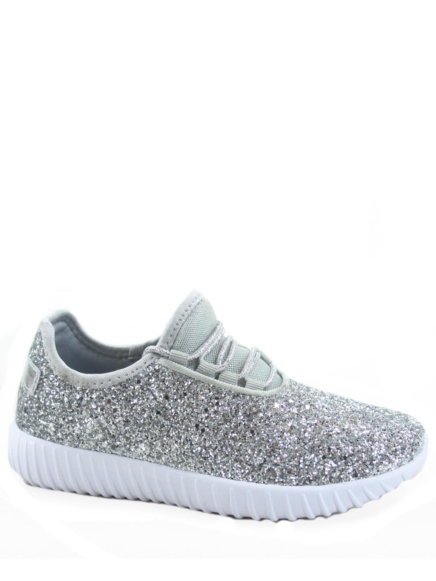 Silver Girls Shoes - Walmart.com