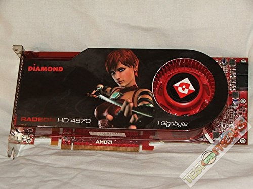DIAMOND 4870PE51G Diamond ATI Radeon HD 4870 1024MB GDDR5 Video Card 4870PE51G by Diamond