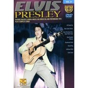 Guitar Play Along: Elvis Presley Vol. 21 by
