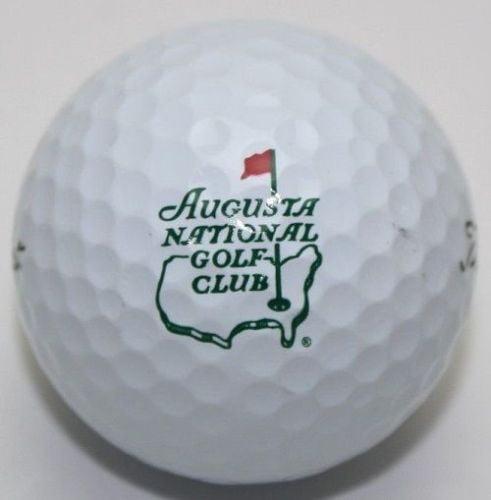 1 Dozen Augusta National Golf Club Logo Titleist Pro V1 X Mint Golf Balls