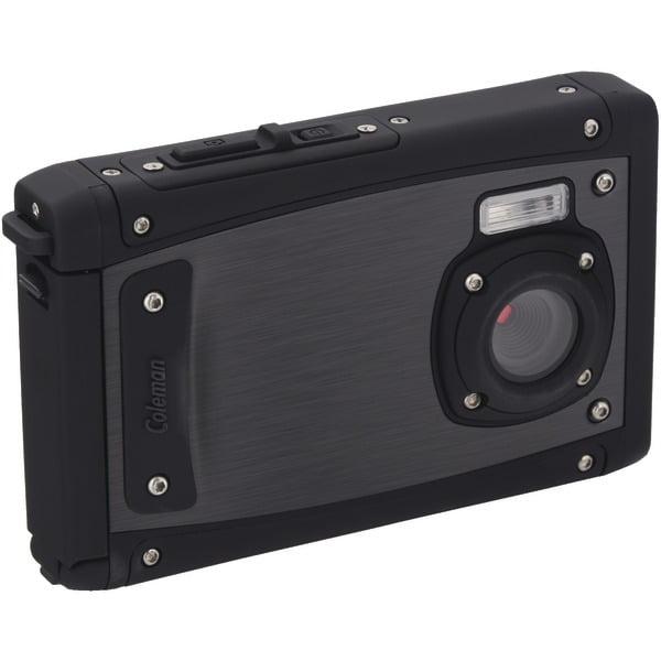 Coleman(R) C40WP-BK 20.0-Megapixel VentureHD 1080p Underwater Digital Camera (Black) by Coleman