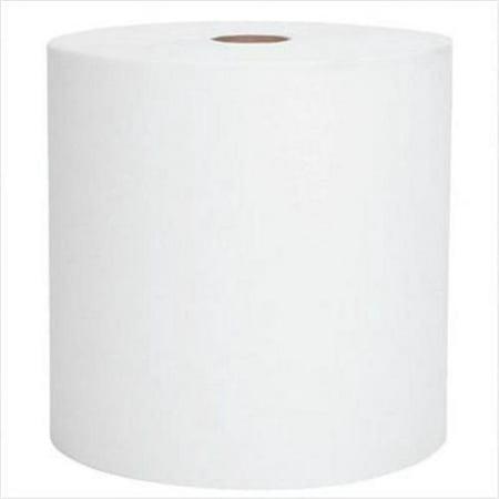 - Kimberly-Clark Professional 412-01005 Case-6Pks Scott High Capacity Hard Roll Towels