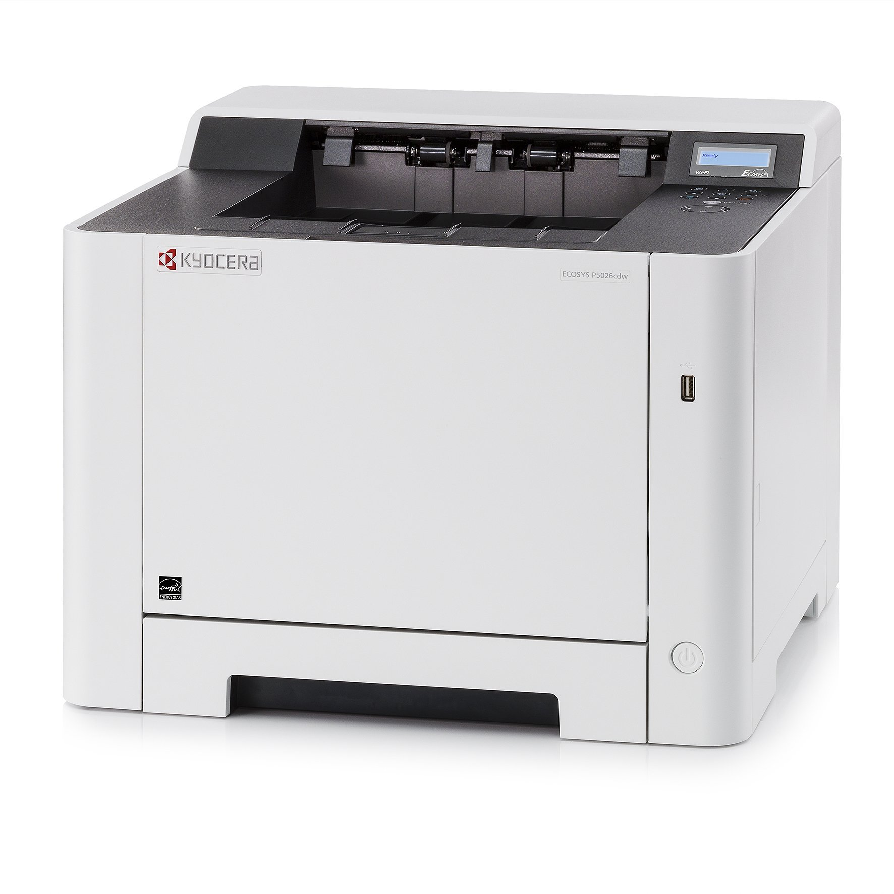 Kyocera 1102rb2us0 Color Lsr Printer,net,dup,wifi